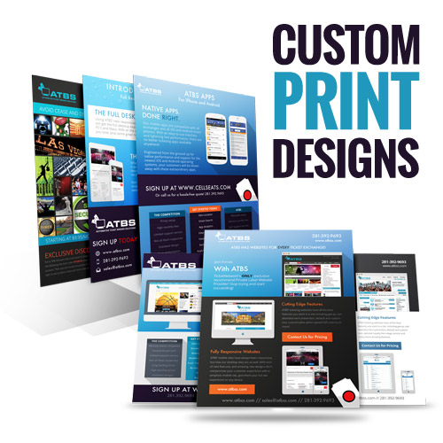 Atbs Web Print Design Services